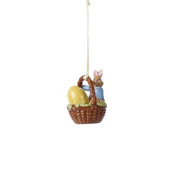 Bunny Tales ornament-mand Max