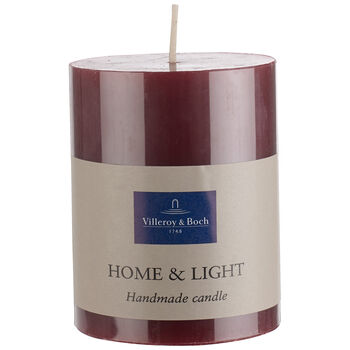 Essentials Candles Kaars Bordeaux 9cm