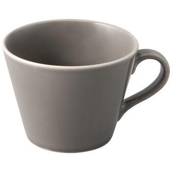 Organic Taupe Koffiekop 12x9,5x7cm