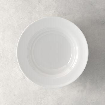 NEO White Diep bord 23x23x6cm