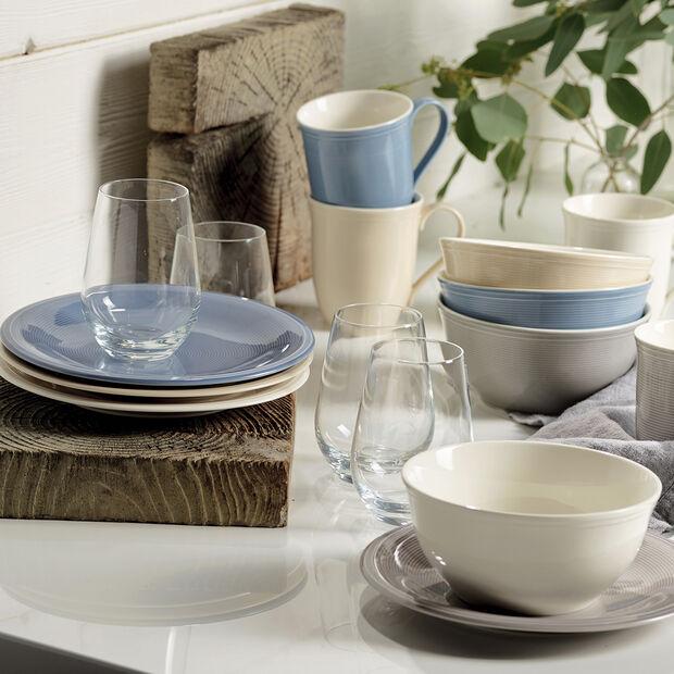 Color Loop Horizon ontbijt-set, hemelsblauw, 12-delig, , large