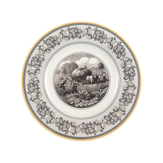 Audun Ferme Assiette plate, , large