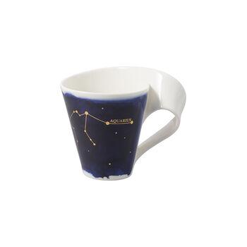 NewWave Stars beker Waterman, 300 ml, blauw/wit