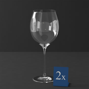 Allegorie Premium rood wijnglas, 2 stuks, voor Bourgogne
