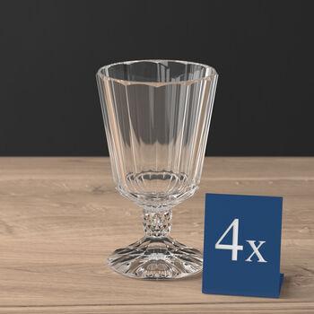Opéra witte wijnglas set van 4