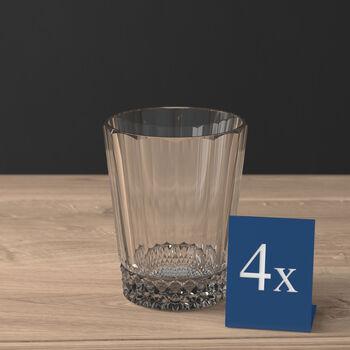 Opéra Smoke waterglas set van 4