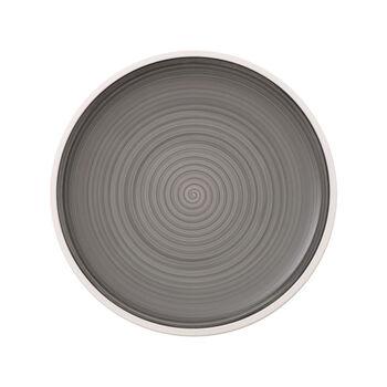 Manufacture gris assiette plate