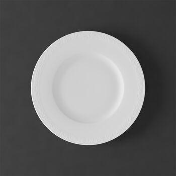 White Pearl ontbijtbord