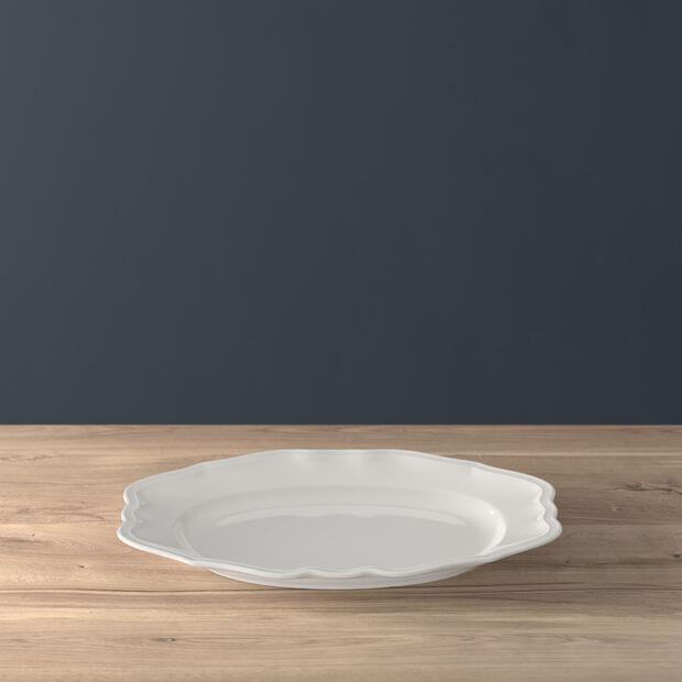 Manoir ovale schaal 37cm, , large