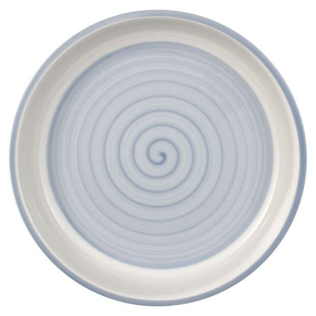 Clever Cooking Blue ronde serveerschaal 17 cm, , large