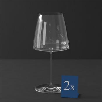 MetroChic verre à vin rouge, 2pièces, 830ml