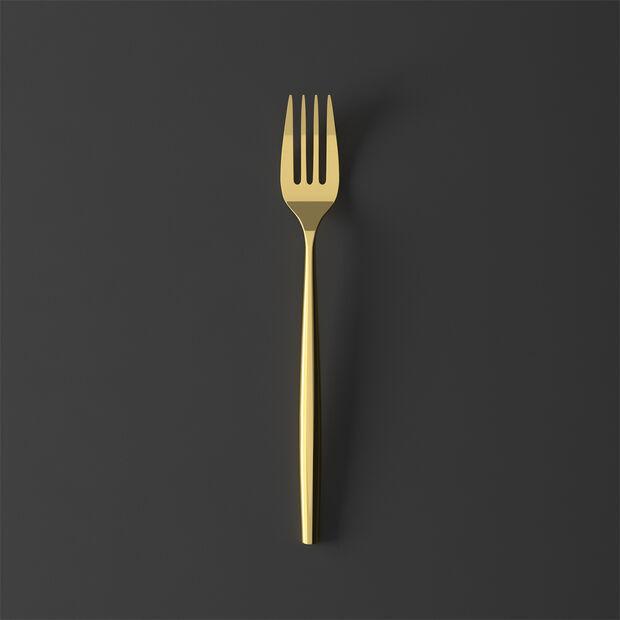 MetroChic d'Or Fourchette à dessert 185mm, , large