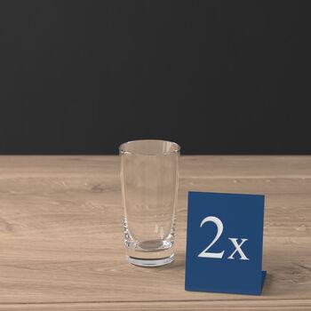 Purismo Bar borrelglas set van 2