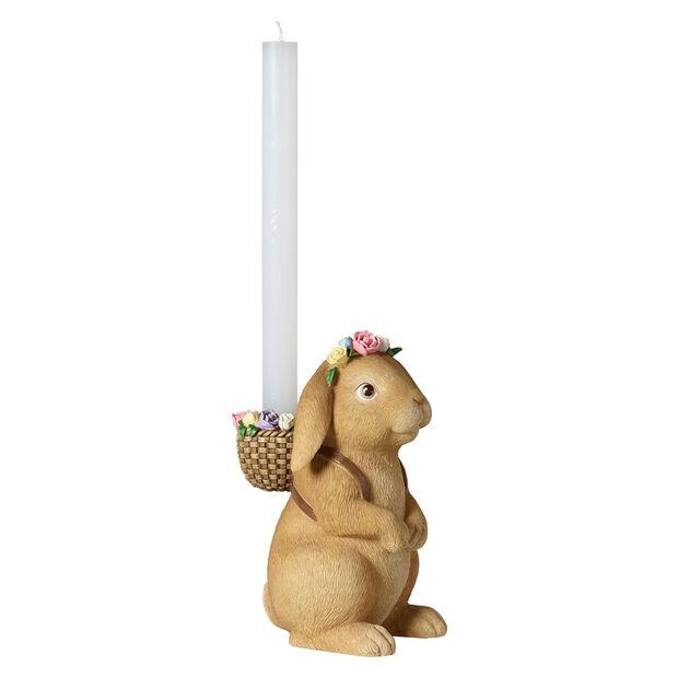 Bunny Tales kaarsenhouder, haas, , large