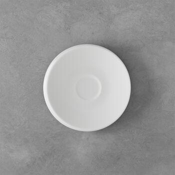 NewMoon schotel voor espressokopje, wit