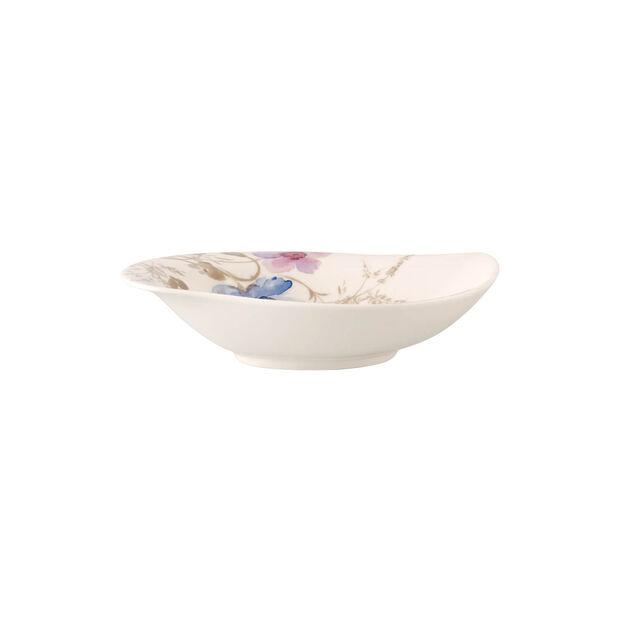 Mariefleur Gris Serve & Salad diepe, rechthoekige schaal, , large