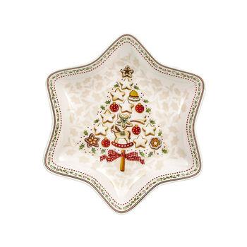 Winter Bakery Delight Coupe étoile moyenne Sapin 24,5cm