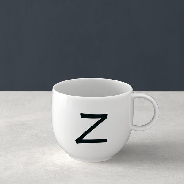 Mug Letters Z 13x10x8cm, , large