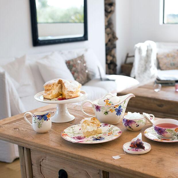 Mariefleur Basic ontbijtbord, , large