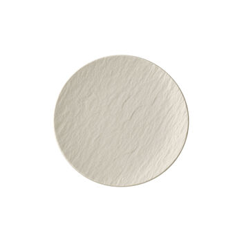 Manufacture Rock blanc Gebaksbord 15,5x15,5x2cm