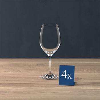 Entrée witte wijnglas, 4 stuks