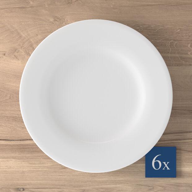 Royal assiette plate, 6pièces, , large
