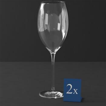 Allegorie Premium rode wijnglas, 2 stuks, voor Bordeaux