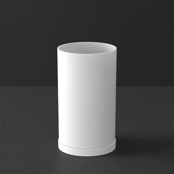 MetroChic blanc Gifts Theelichthouder 7,5x7,5x13cm