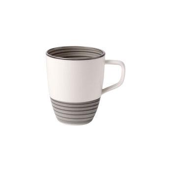 Manufacture gris mug à café