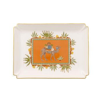 Samarkand Mandarin Gifts Deco-schaal groot 28x21cm