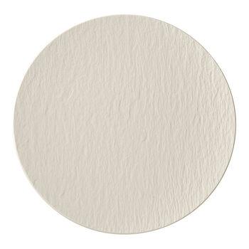 Manufacture Rock blanc Gourmetbord 31,5x31,5x2,5cm