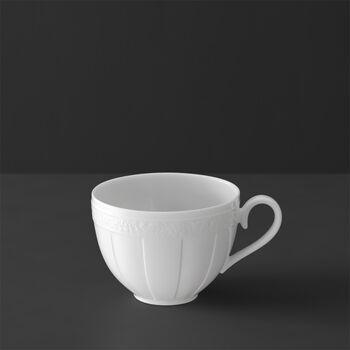 White Pearl tasse à thé/café
