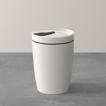 To Go Coffee-beker, 270 ml, wit