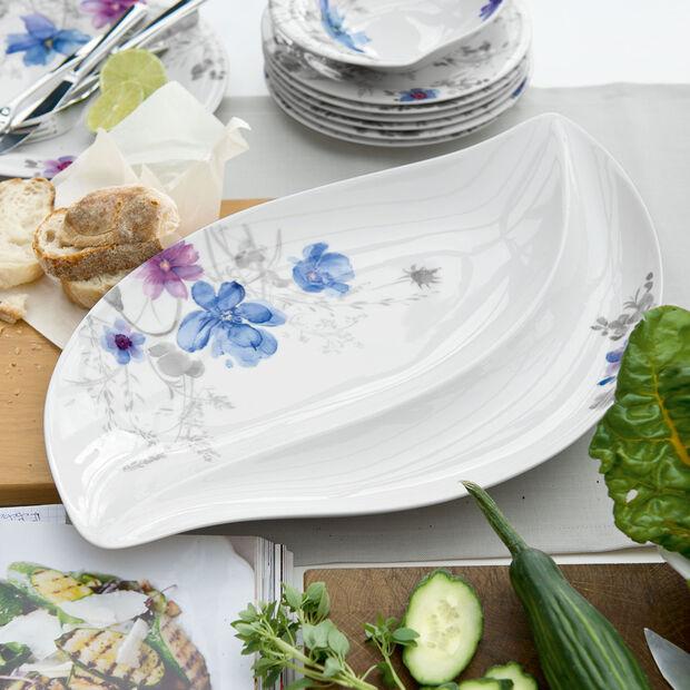Mariefleur Gris Serve & Salad serveerbord, , large