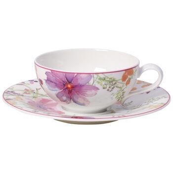 Mariefleur Tea Theekop en -schotel