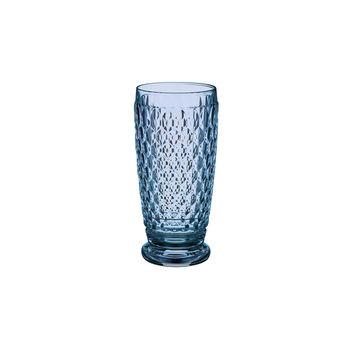 Boston Coloured longdrinkglas blue