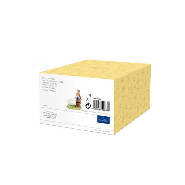 Annual Easter Edition coquetier de l'année2021, 4,5x6x7,5cm, , large