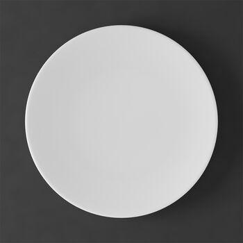 MetroChic blanc Dinerbord 27x27x2cm
