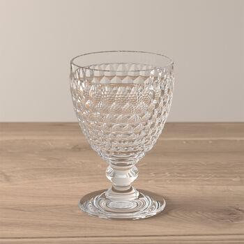 Boston rode-wijnglas