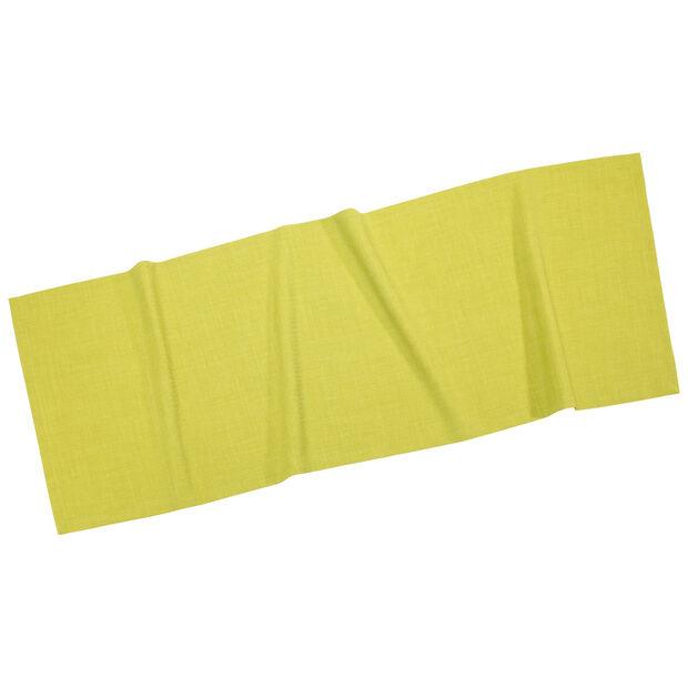 Textil Uni TREND Runner lime 50x140cm, , large