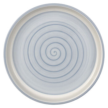 Clever Cooking Blue plat rond 26cm