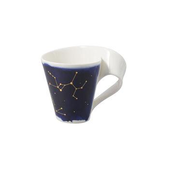 NewWave Stars beker Boogschutter, 300 ml, blauw/wit