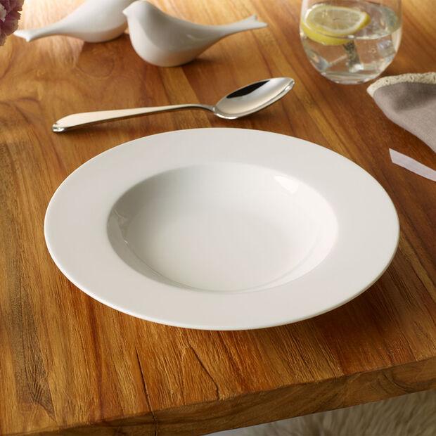 Twist White diep bord, , large