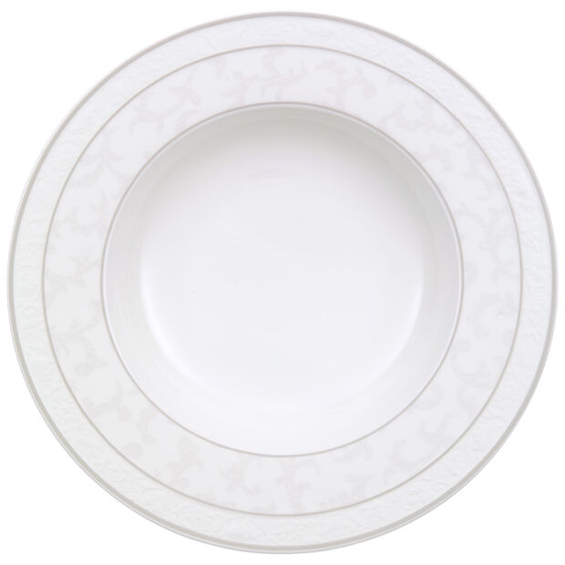 Gray Pearl assiette creuse, , large