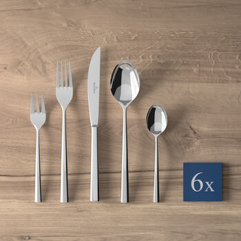 Piemont couverts de table, 30pièces