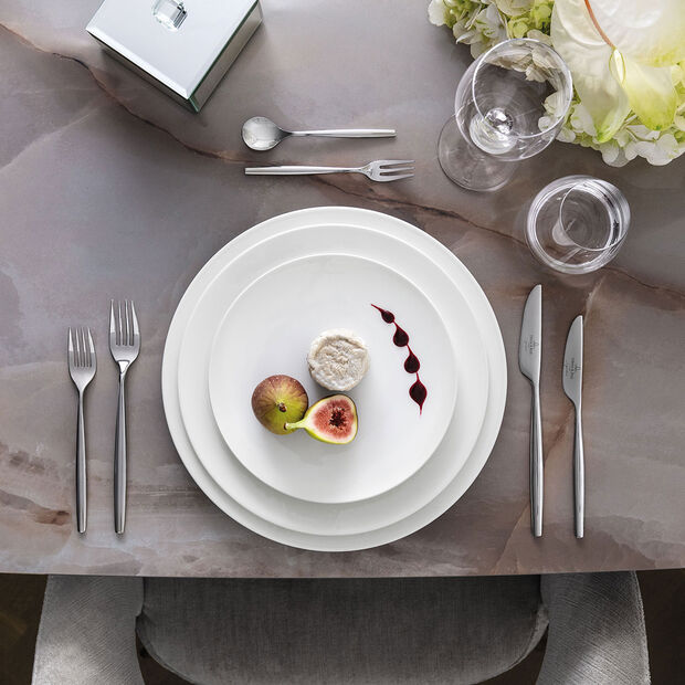 MetroChic dessertvork, lengte 18,5 cm, , large