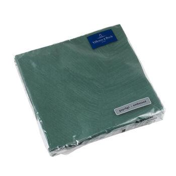 like.by Villeroy & Boch Papieren servetten it's my match green leaf Lunch, 20 stuks, 33 x 33 cm