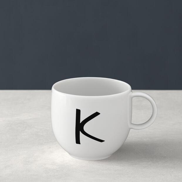 Letters beker C 13x10x8cm, , large