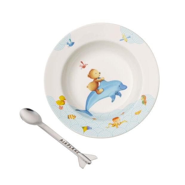 Happy as a Bear Kinder-eetset, 2-dlg, , large