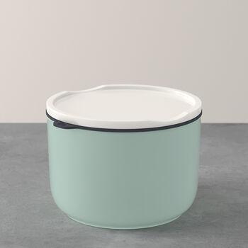 ToGo&ToStay lunchbox, 13x9,5 cm, rond, mintgroen